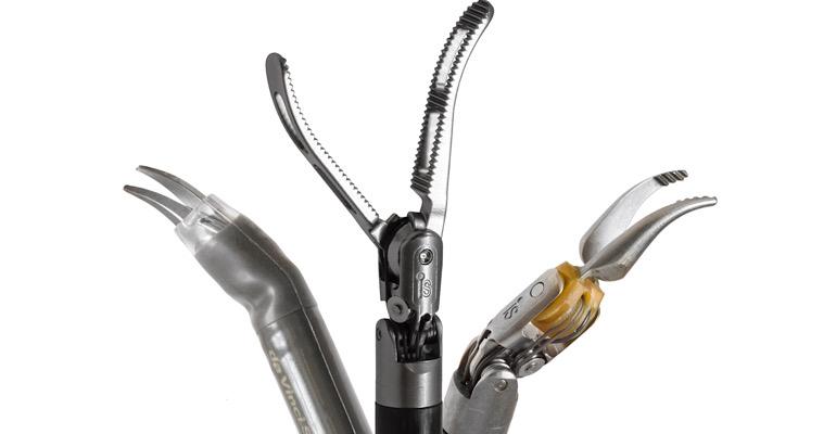 surgical robotics instruments designed for Intuitive's da Vinci Xi robot