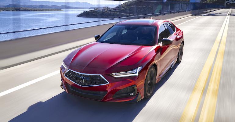 Acura Tlx Designnews Com