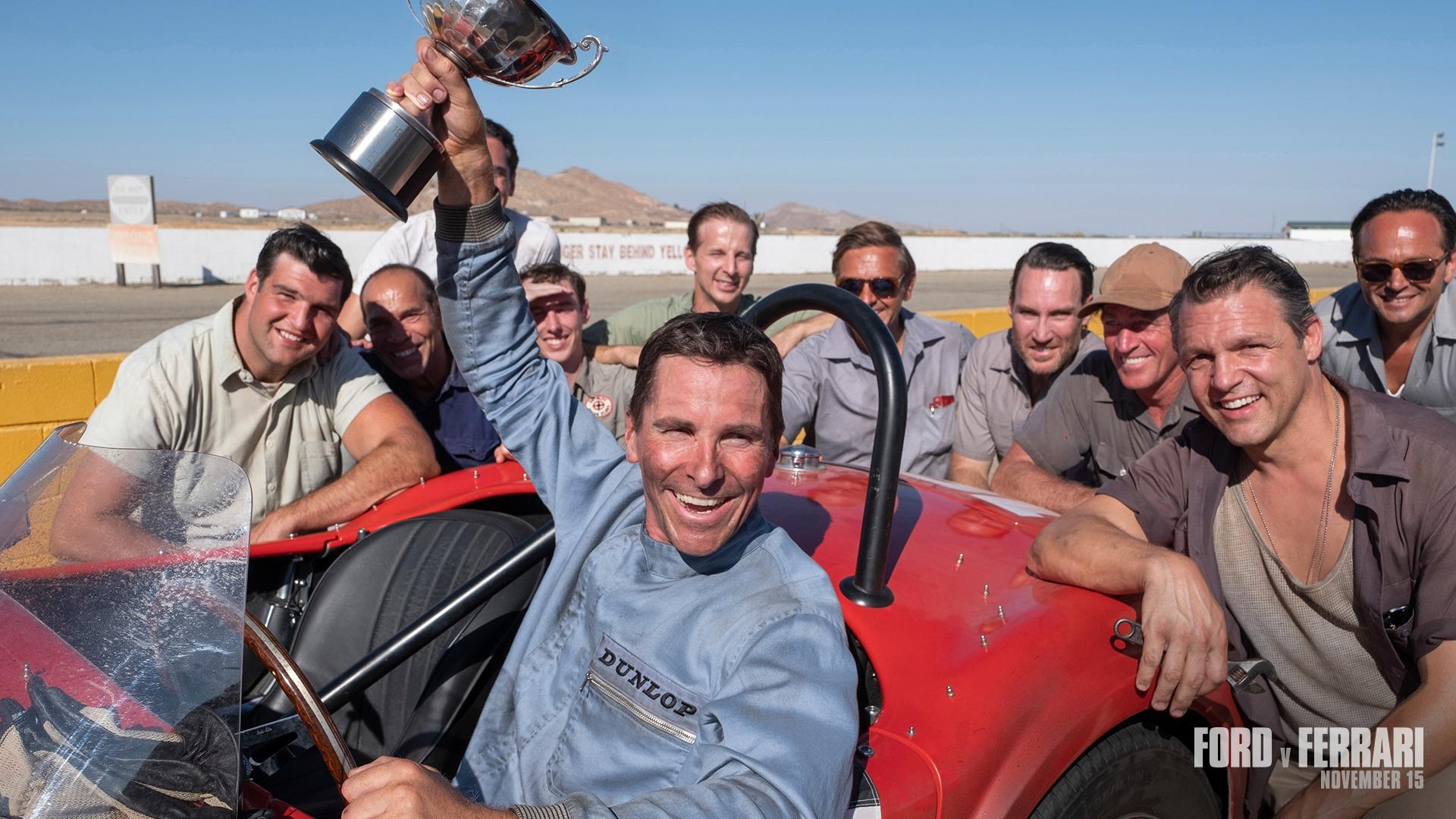 Blockbuster Ford V Ferrari Movie Spotlights Behind The Scenes Engine Designnews Com