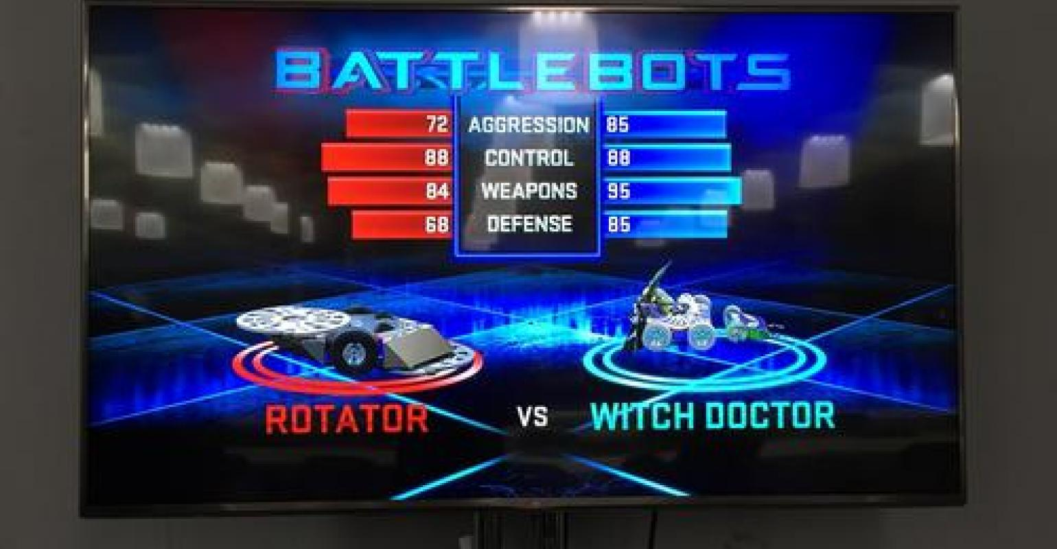 Can you bet on battlebots william hill betting shops liverpool