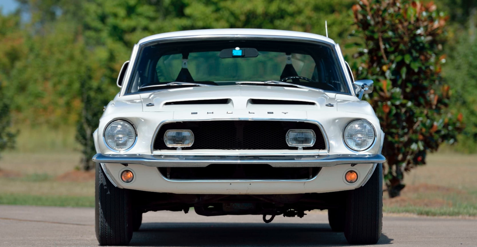Remembering The Shelby Gt500 Through The Years Designnews Com