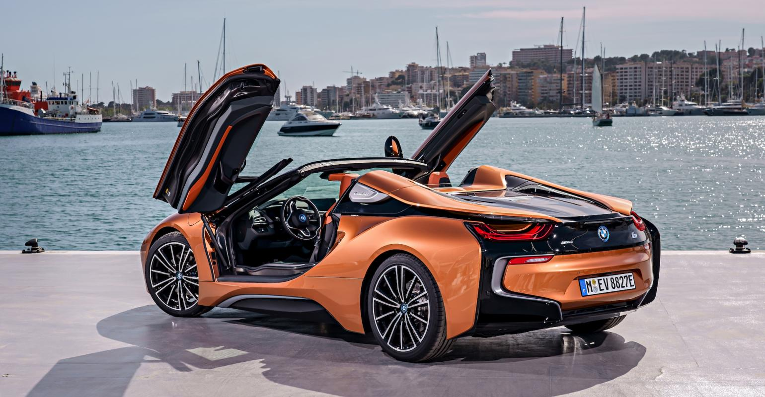 Bmw S Ultimate Electric Driving Machines Are On The Way Designnews Com