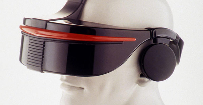The Story of Sega VR: Sega's Failed Virtual Reality Headset | designnews.com