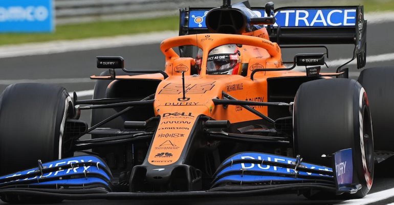Mclaren Spins Flax Into Racing Gold Designnews Com
