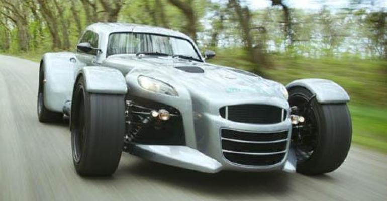 CAE Drives Dutch High-Performance Auto