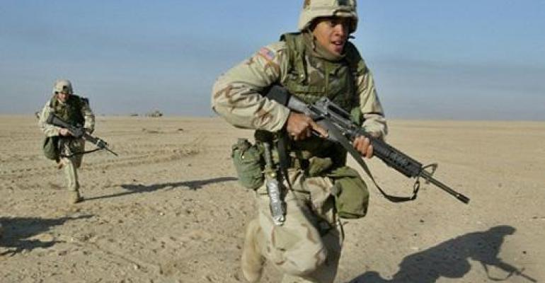 Uniform Would Detect Wounds on the Battlefield
