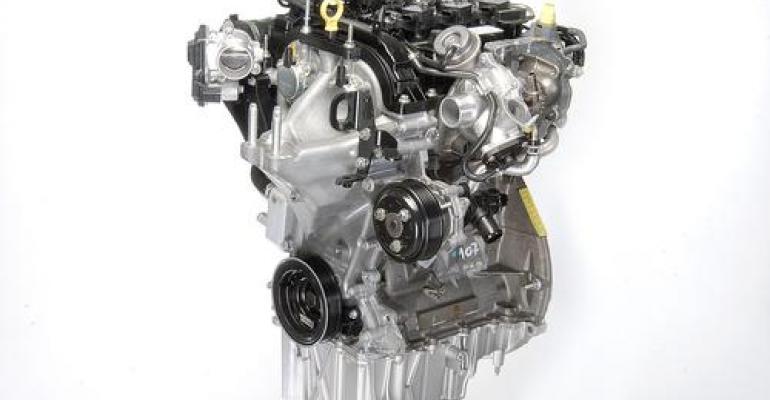 Ford Revs EcoBoost Engine