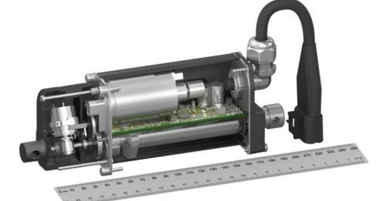 Motion Gets Smarter With Integrated Actuators