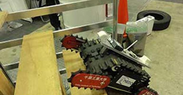 Video: Robots Set to Explore Fukushima