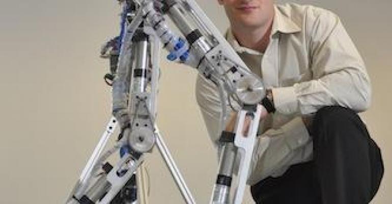 Human-Like Bipedal Walking Robot