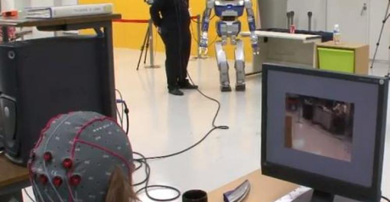Update on Thought-Controlled Robots