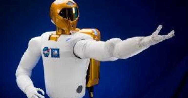 NASA Explores Humanoid Robot Design