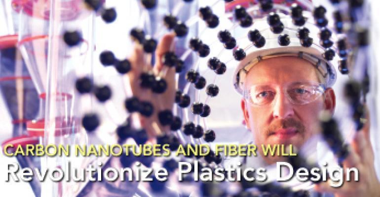 Carbon Nanotubes and Fiber Will Revolutionize Plastics Design