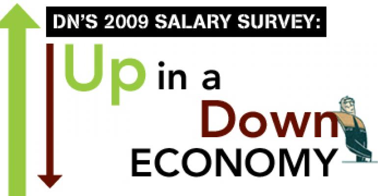 Up in a Down Economy