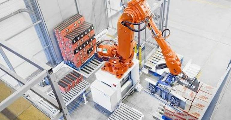 Embedding Robots Into the Process