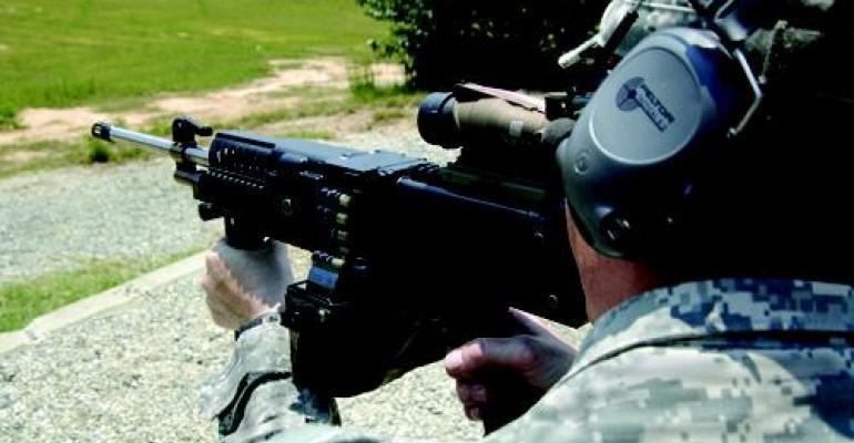 Army Tests Lightweight Machine Gun
