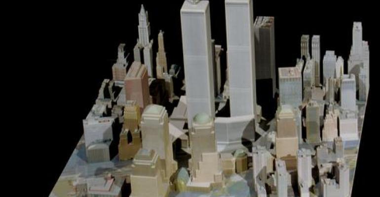 9/11 Tribute Created Via 3D Printing