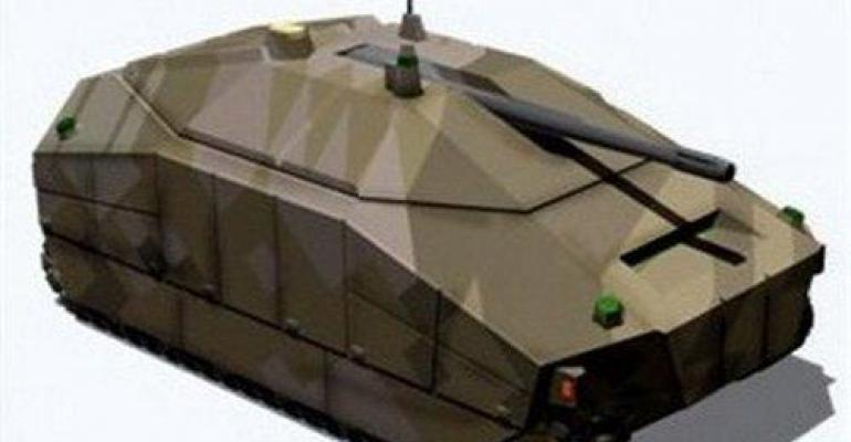 Crowdsourcing Will Be Used in Combat Vehicle Design