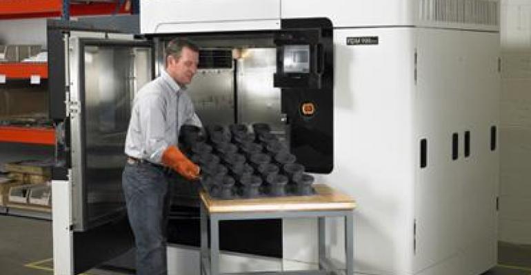 Stratasys & Objet Merge in 3D Printer Partnership