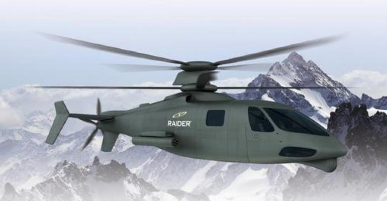 Composites Employed in Military Helicopters
