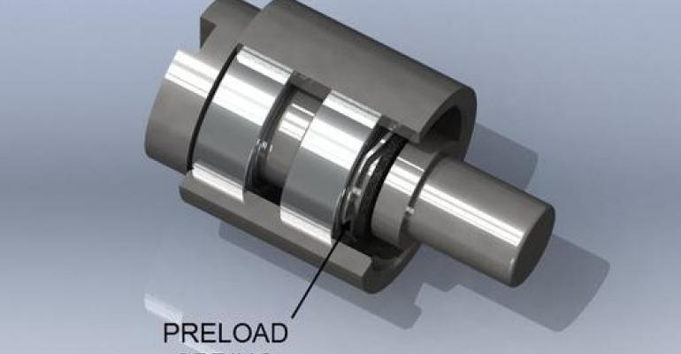 Bearing Design Considerations in Medical Technology