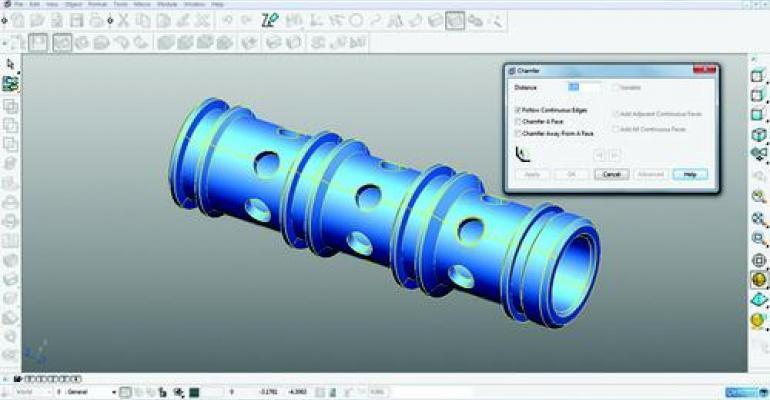 PartMaker Brings CAD to CNC