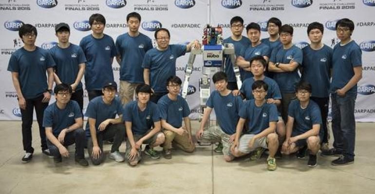A Champion Is Crowned in the 2015 DARPA Robotics Challenge