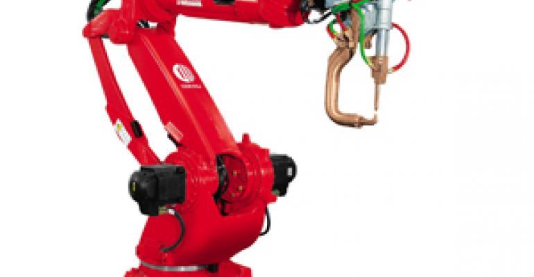 Integrated Automation Advances Automotive Robots