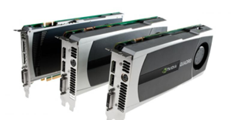 NVIDIA Rolls out Fermi-Class Quadro GPU Family