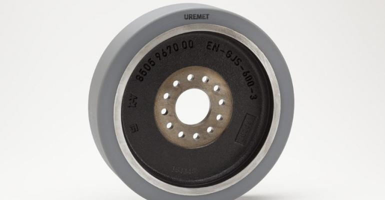 Industrial Wheel Design Optimization