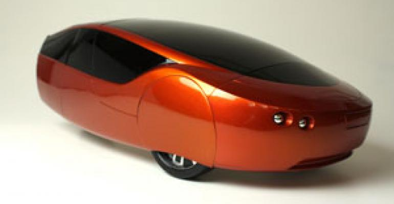 Urbee to Be First 3-D Printed Car