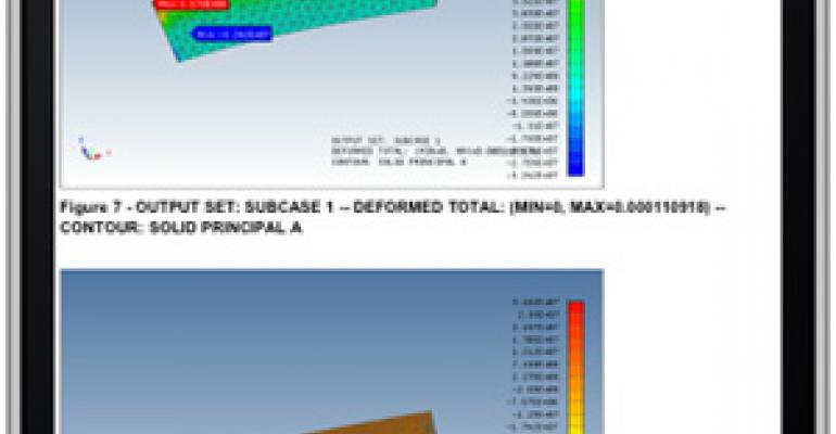 NEi Stratus Meshes Nastran Solvers With The Cloud