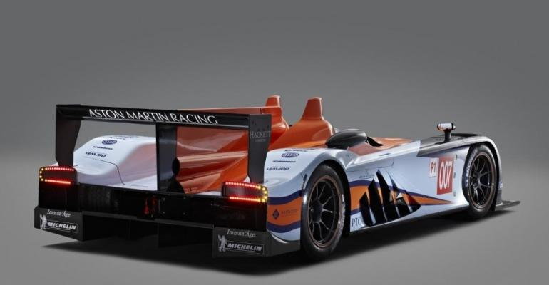 Aston Martin Racing Revs Up PTC Tools In New Design Strategy