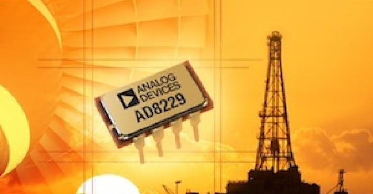 Instrumentation Operates at 210C