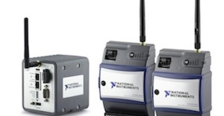 Embedded Wireless Monitoring