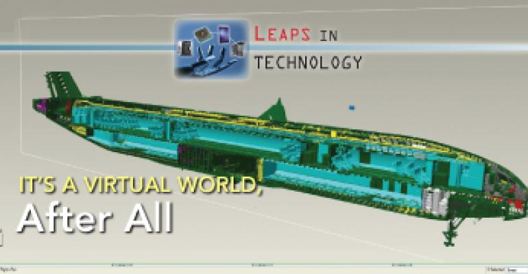 Virtual Product Development Gaining Traction