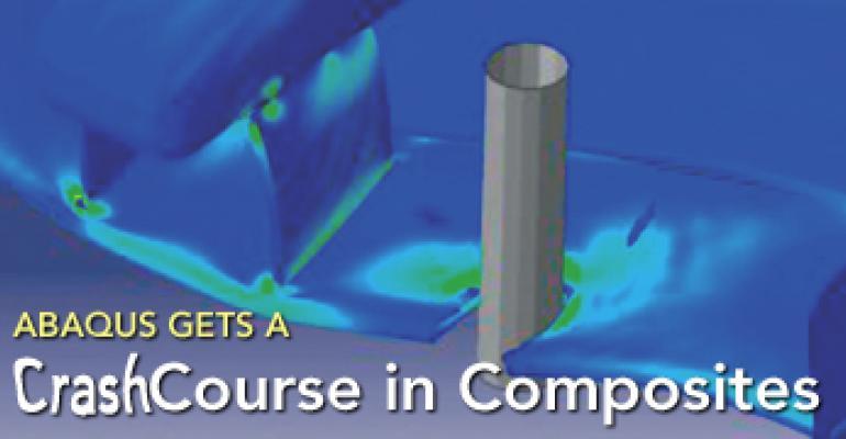 Abaqus Gets a Crash Course in Composites