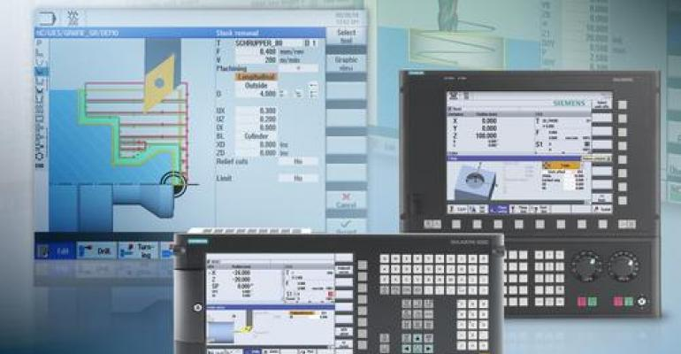 Siemens Beefs Up Machine Tool Processes