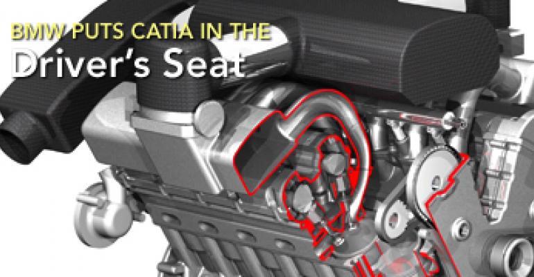 BMW Puts CATIA in the Driver's Seat