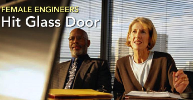 Female Engineers Hit Glass Door