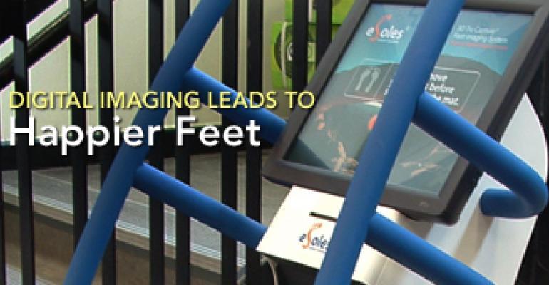 Digital Imaging Leads to Happier Feet