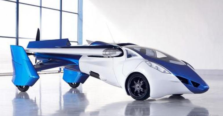 AeroMobil Says it Will Put a Flying Car on the Market in 2 Years