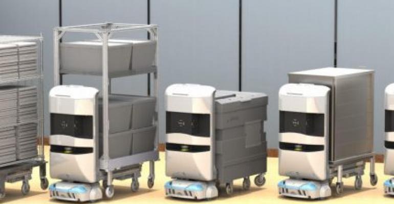 Aethon, mobile robots, collaborative robots, materials, warehouses, hospitals