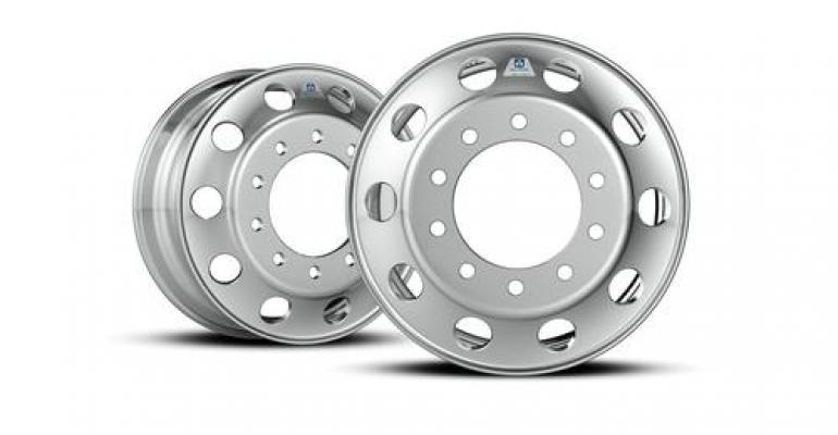 Stronger Aluminum Alloy Lightens Heavy Truck Wheels