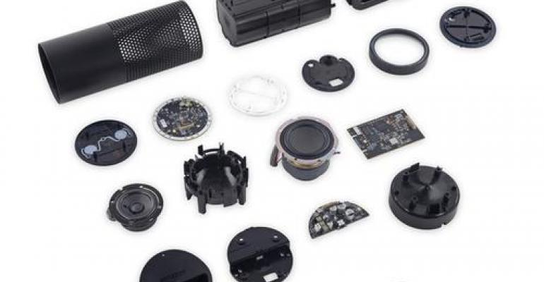 What's That Sound? It's the Amazon Echo Teardown … teardown … teardown