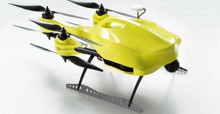 This Ambulance Drone Could Save Lives