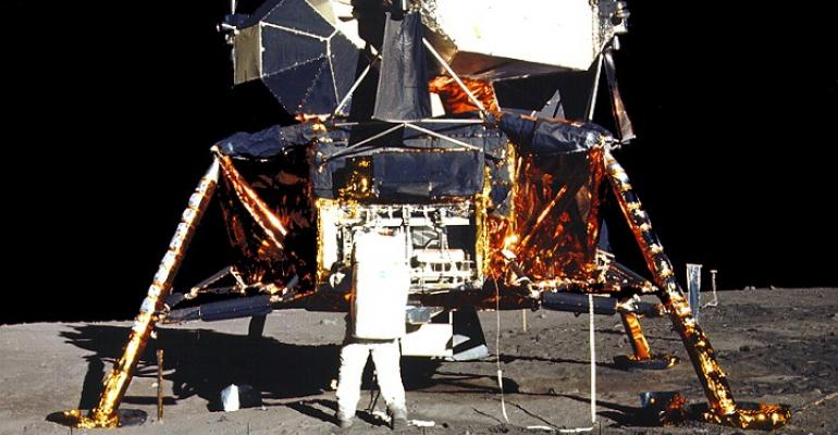 The Batteries That Powered the Lunar Module