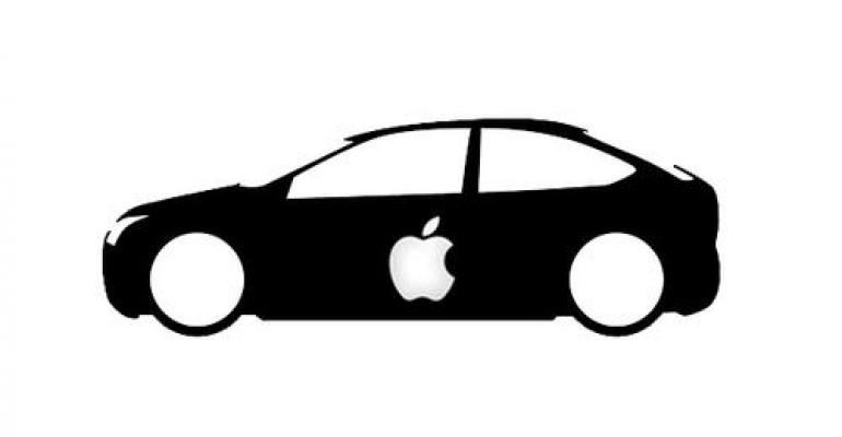 Apple Could be Building its Own Car