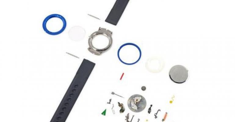 It's Time for the Apple Watch Teardown