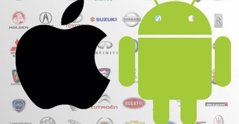 Should Automakers Be More Like Apple and Google?
